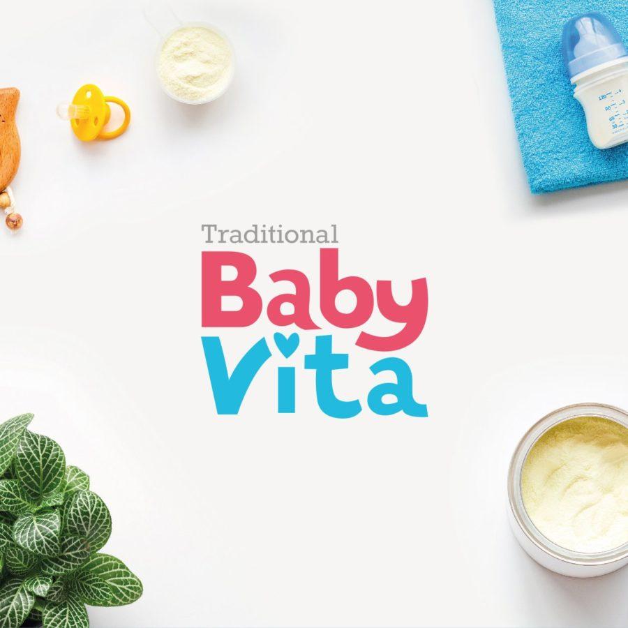 Brand Identity: Babyvita